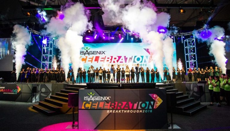 ISAGENIX Celebration 2016
