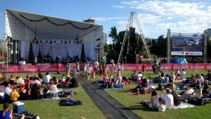 Led Screens for Southport Mayors Carols
