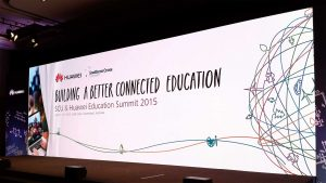 SCU & Huawei Education-Summit