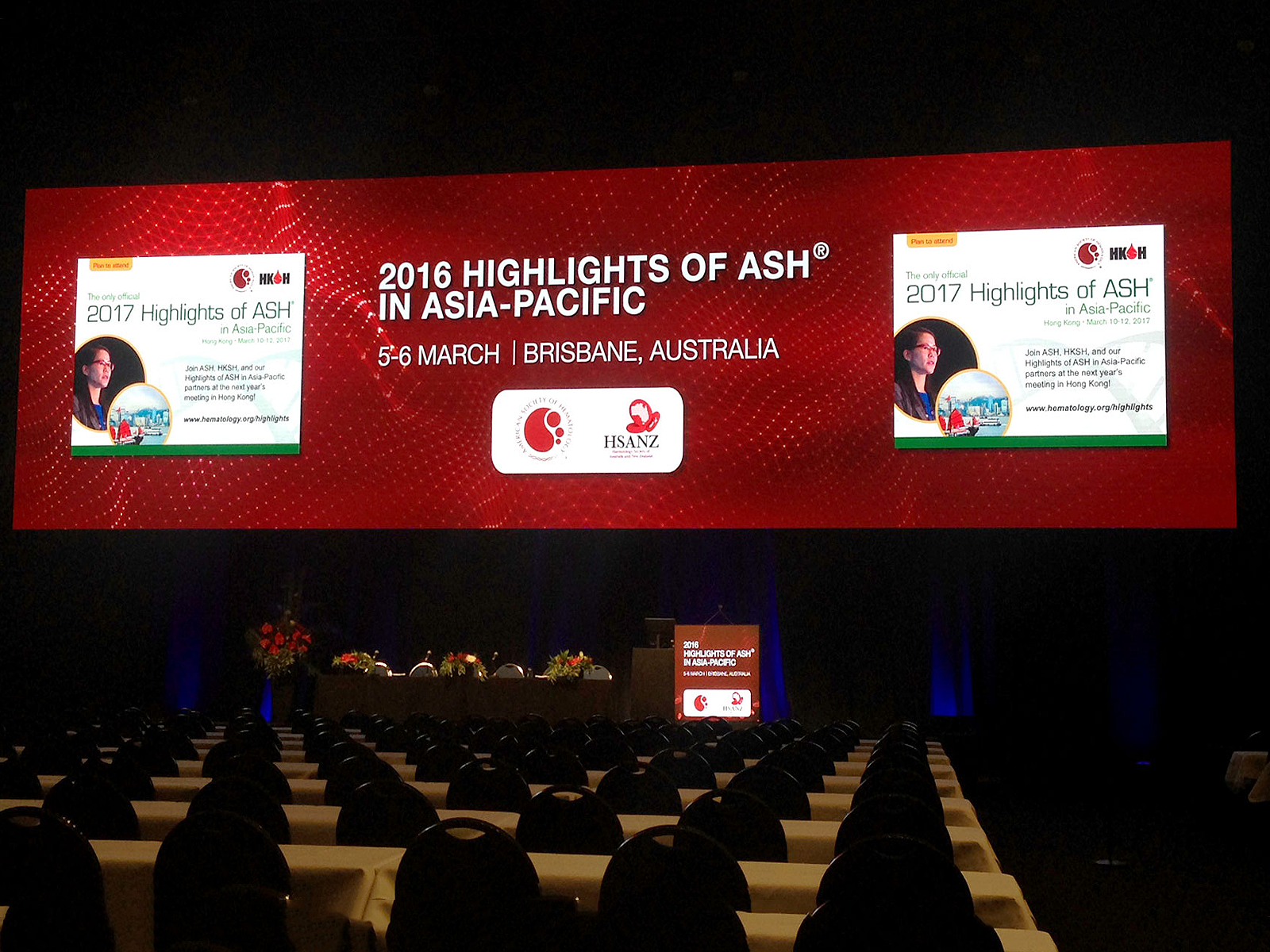 Highlights Of Ash 2016