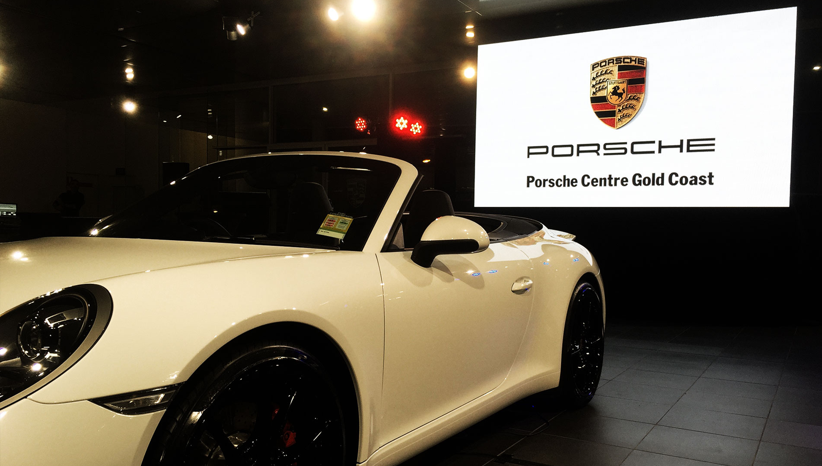 led vision porsche 911 launch 2016