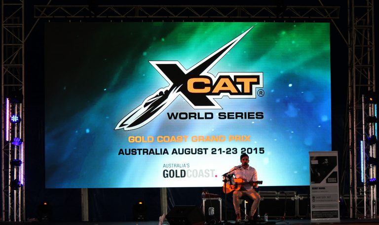 Led Screens for xCat Ocean Racing, Southport QLD