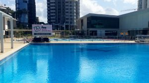 LED Screens for FINA Diving Grand Prix, Gold Coast Australia