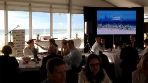 LED Screens for Gold Coast Industry Breakfast