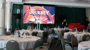 Led Screens for Griffith University Function, Seaworld Gold Coast