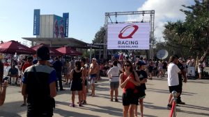 Led Screens Magic Millions Barrier Draw