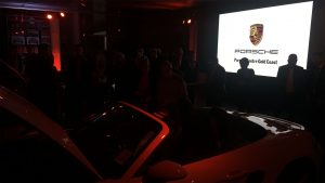 LED Screens for Porsche 718 Launch