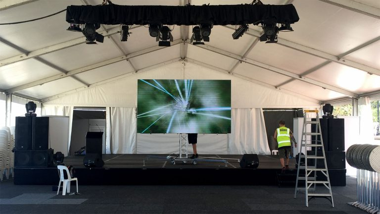 LED Screens for SIPFest 2016, Surfers Paradise