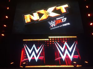 Led Screens for WWE NXT Live